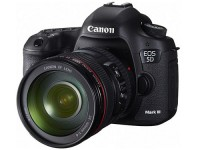 Обзор фотокамеры Canon Eos 5D Mk III