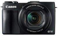 Обзор фотокамеры Canon PowerShot G1 X Mark II