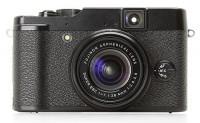 Обзор фотокамеры Fujifilm X10