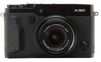 Обзор фотокамеры Fujifilm X30