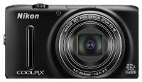 Обзор фотокамеры Nikon Coolpix S9500