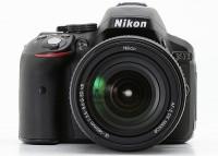 Обзор фотокамеры Nikon D5300