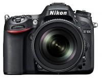 Обзор фотокамеры Nikon D7100