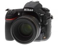 Обзор фотокамеры Nikon D810