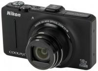 Обзор фотокамеры Nikon S9300