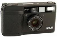 Обзор фотокамеры Ricoh GR