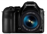 Обзор фотокамеры Samsung NX30