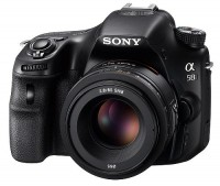 Обзор фотокамеры Sony SLT-A58