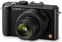 Обзор фотоаппарата PANASONIC LUMIX DMC LX7