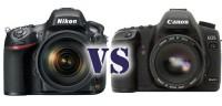 Сравнительный анализ Canon EOS 5D Mark III и Nikon D800