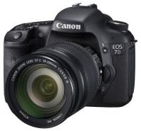 Обзор фотокамеры Canon EOS 7D