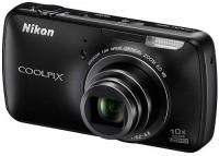 Обзор фотокамеры Nikon Coolpix S800C