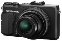 Обзор фотокамеры Olympus XZ-2