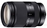 Обзор фотообъектива Sony E 18-200/3.5-6.3 OSS LE