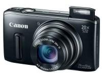 Обзор фотокамеры Canon PowerShot SX260 HS