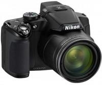 Обзор фотокамеры Nikon Coolpix P510