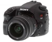 Обзор фотокамеры Sony SLT-A57