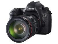 Обзор фотокамеры Canon EOS 6D