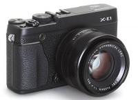 Обзор фотокамеры Fujifilm Х-Е1