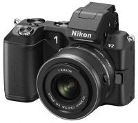 Обзор фотокамеры Nikon 1 V2