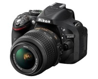 Обзор фотокамеры Nikon D5200