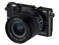 Обзор фотокамеры Samsung NX210