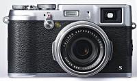 Обзор фотокамеры Fujifilm X100S
